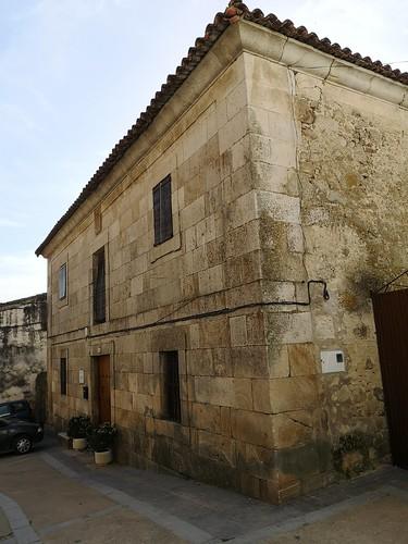 Casa Palacio del Dean Villamiel Sierra de Gata Caceres