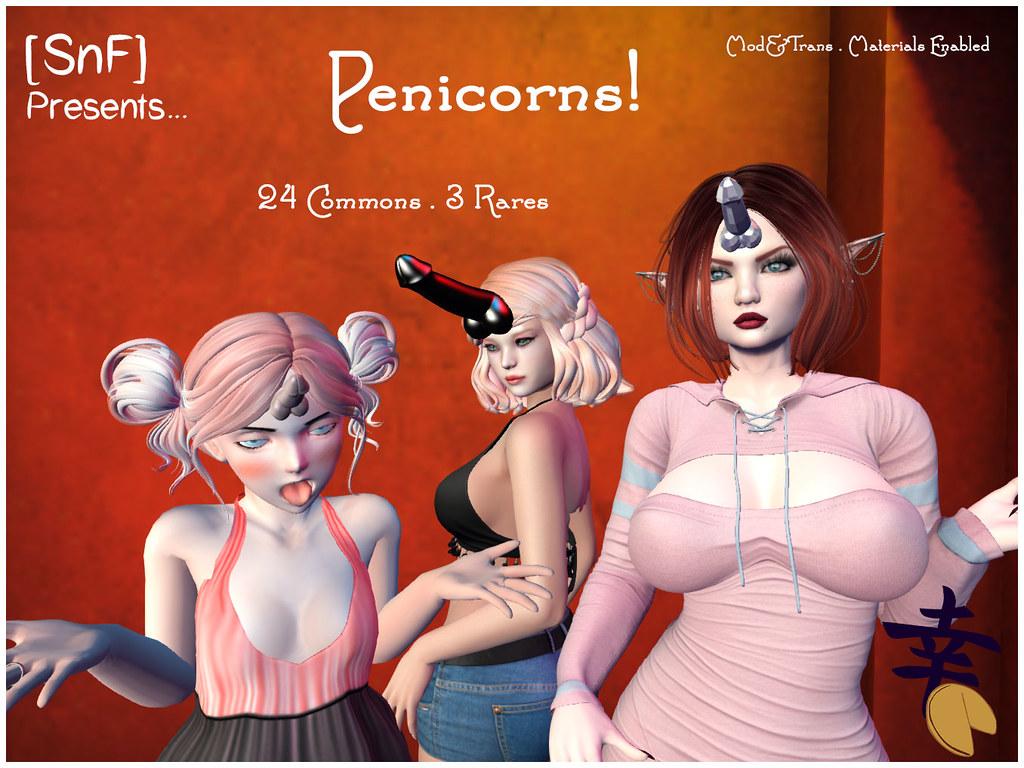 [SnF] Penicorn AD