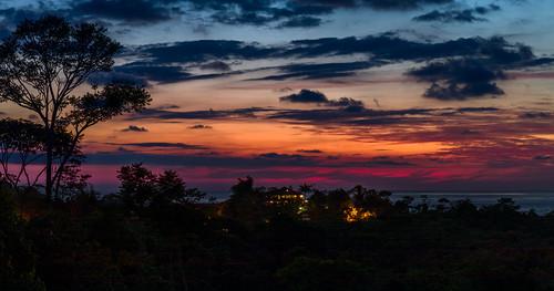 Ojochal Sunset, Costa Rica