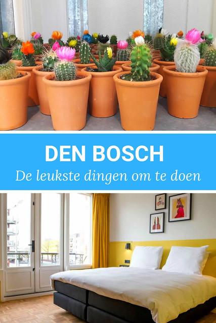 Weekendje Den Bosch: alle tips voor een weekendje Den Bosch | Mooistestedentrips.nl