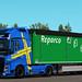 VOLVO FH540 w/ Knapen K100 by Csabee'