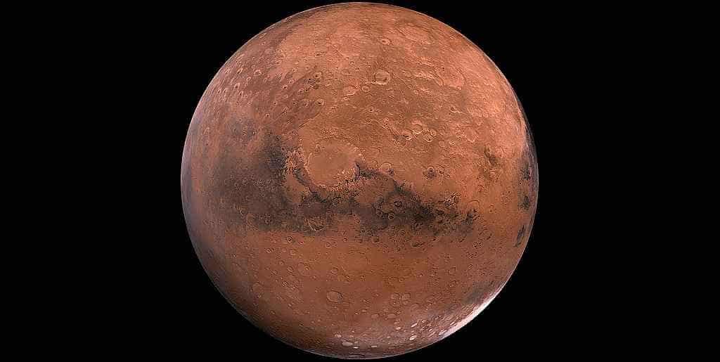 L'hydrogène et des astéroïdes pourraient avoir aidé la vie sur Mars