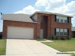 Gorgeous Two-Story 5 Bedroom 3 Bath #HouseForRent In Burleson, Texas!