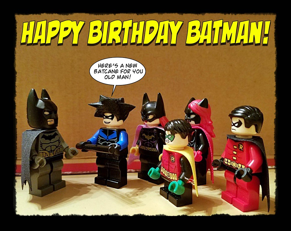 Bat Birthday
