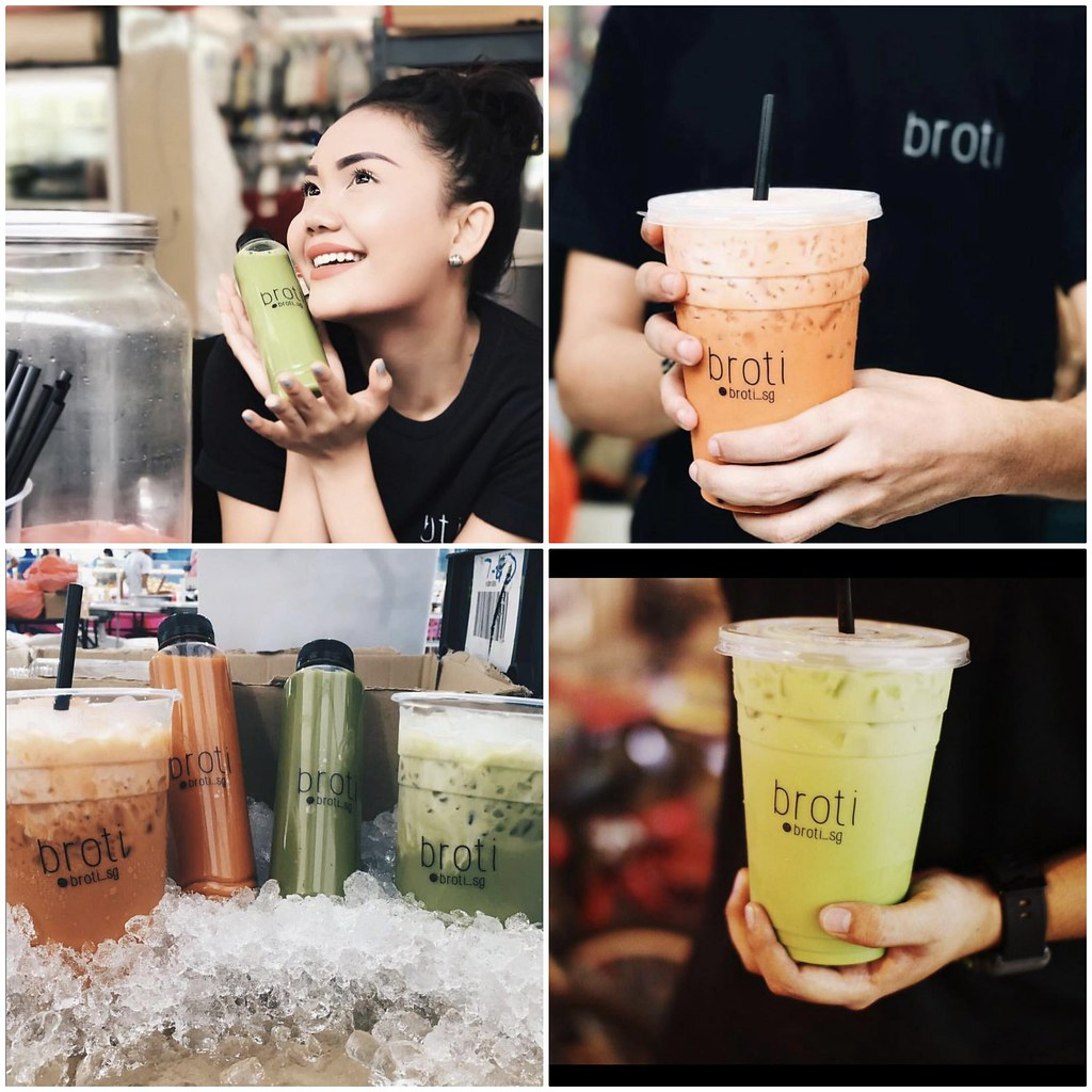 eatbox singapore 2019 Broti Collage