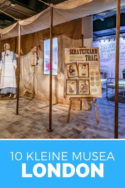 10 kleine musea in Londen, bekijk de tips | Mooistestedentrips.nl