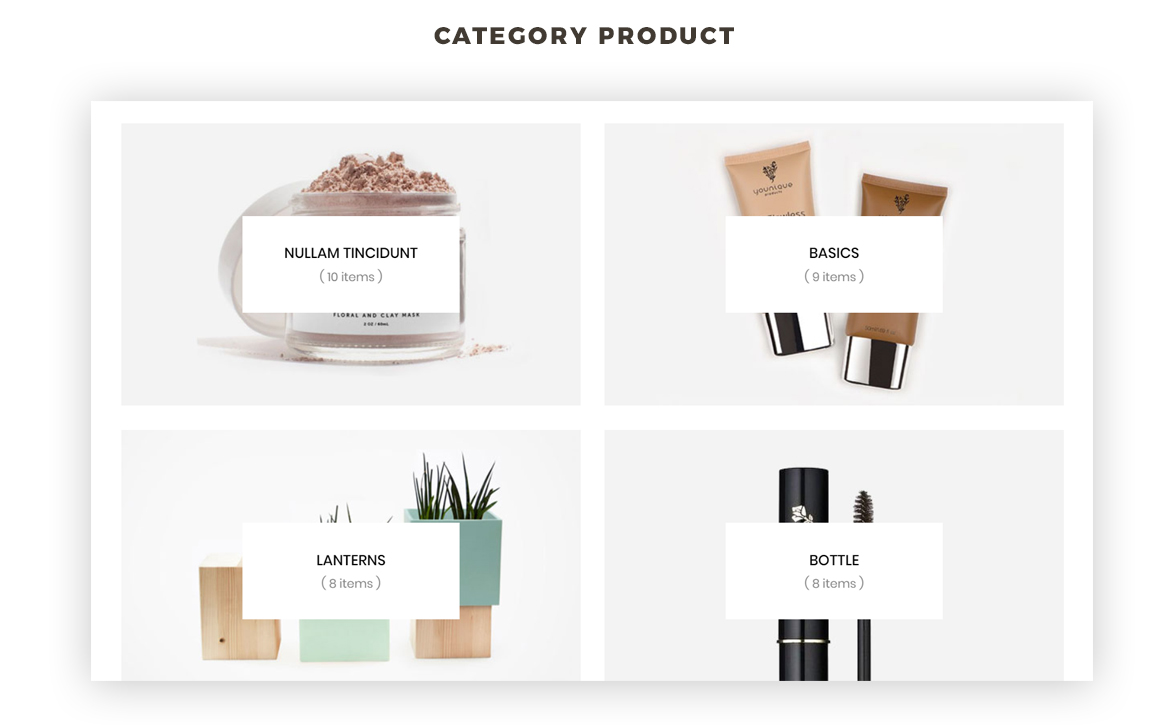 product category - Bos Nature - Skin Care and Beauty Spa