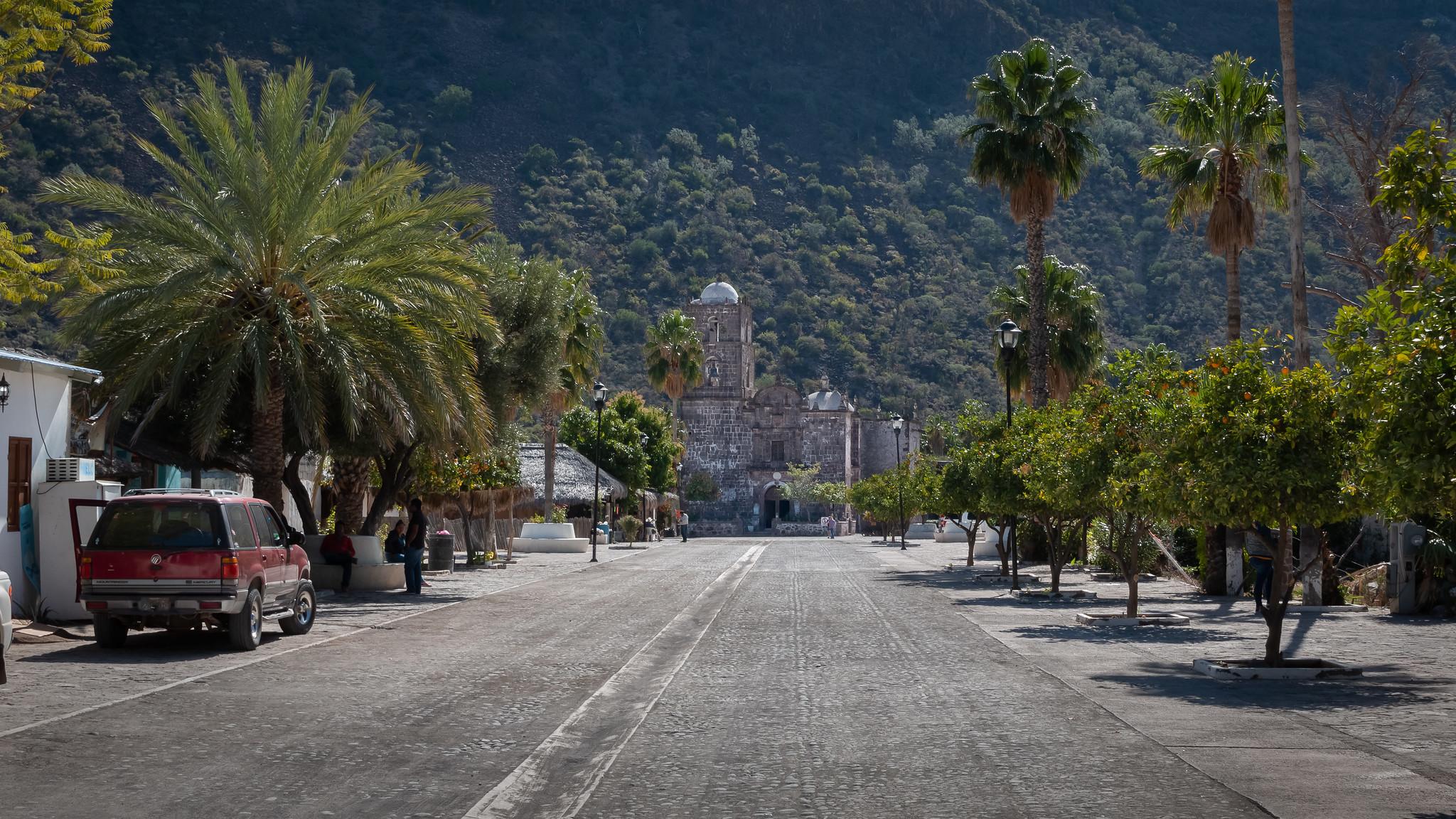 San Javier - Basse-Californie du Sud - [Mexique]