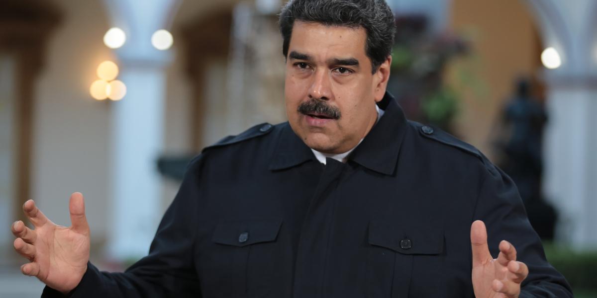 Presidente Maduro al pueblo estadounidense: No permitamos un nuevo Vietnam en América Latina