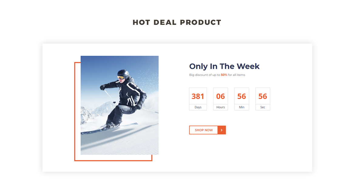 Bos Voyage Responsive Furniture & Interior Prestashop Theme - Hot Deal Product