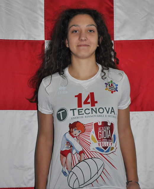 Antoniana Di Fonzo_Tecnova Gioia 18-19