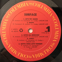 SURFACE:SURFACE(LABEL SIDE-A)