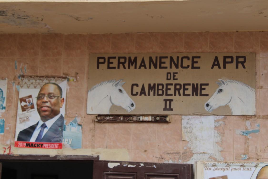 Rencontre Benno Bokk Yaakaar Cambérène 2 Avec Issa Sow, responsable Politique amis de Macky Sall (9)