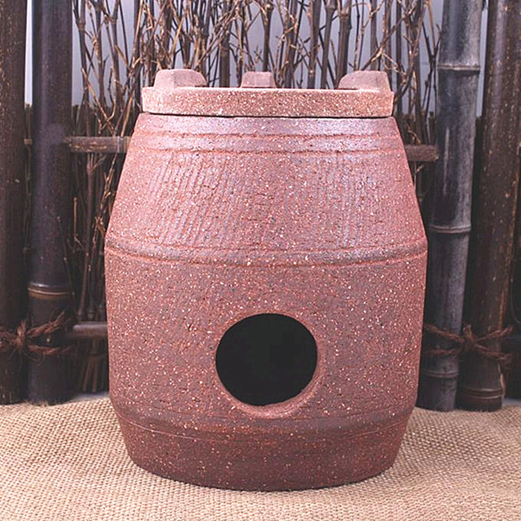 Chaozhou Red Mud Charcoal Stove