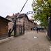 6. Letrero de Auschwitz de El trabajo os hará libres