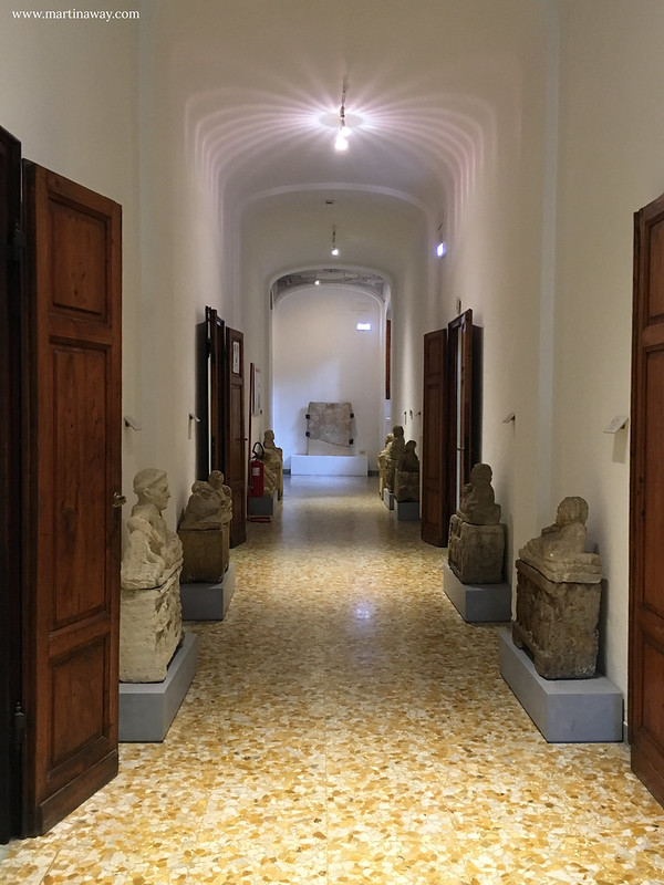 Museo Archeologico, San Gimignano