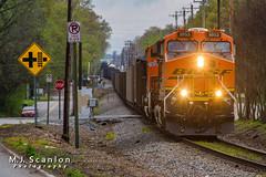 BNSF 5953 | GE ES44AC | NS Memphis District West End