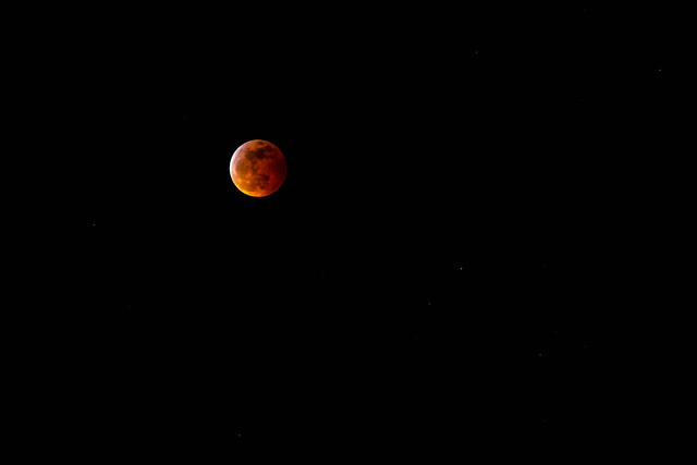 Super blood wolf moon, Nikon D5300, AF-S DX Nikkor 55-200mm f/4-5.6G ED VR II