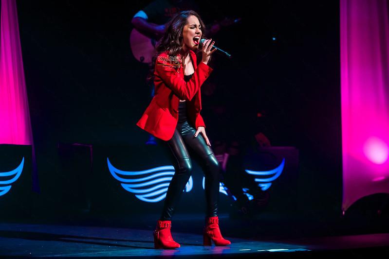 María Parrado - Tour Alas