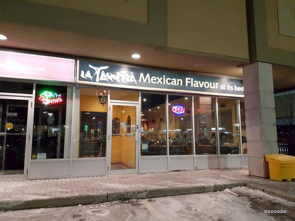 La Taquizza Restaurant & Tequila Bar storefront