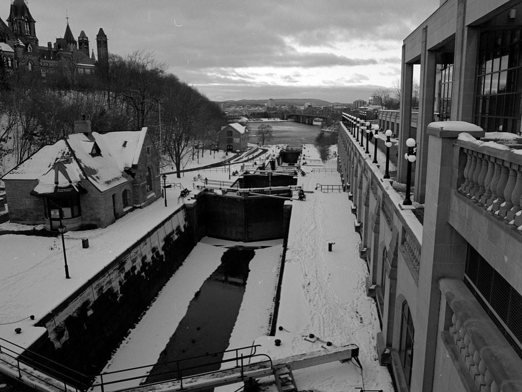 Project:1867 - The Rideau Canal - Ottawa Locks