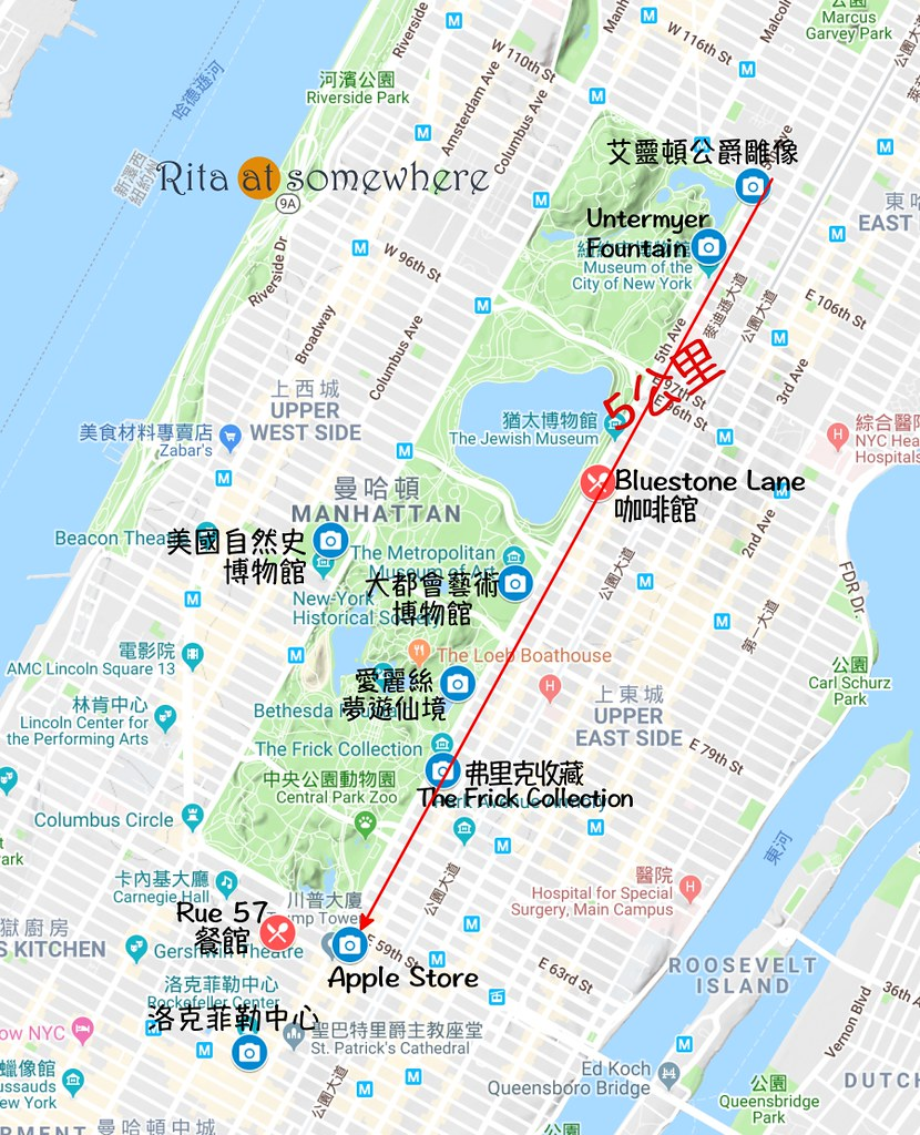 中央公園-MAP