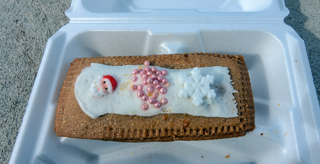 Woody's Lunch Box pop tart TSL DHS