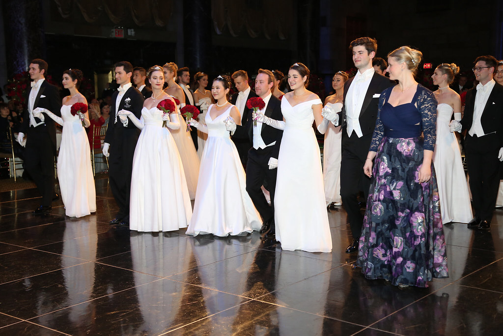 The 64th Annual Viennese Opera Ball Chaired By Jean Shafiroff