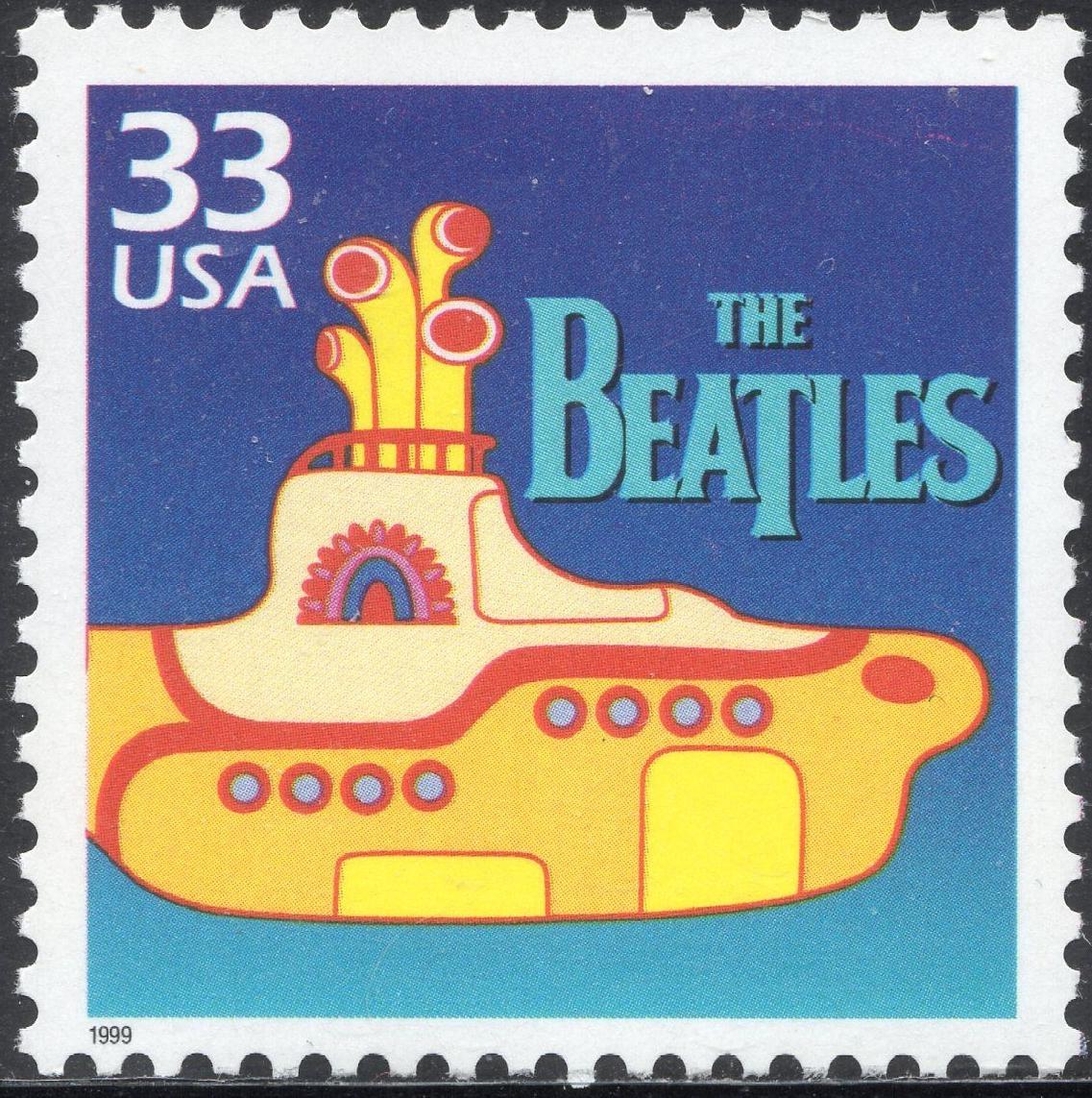United States - Scott #1388o (1999)