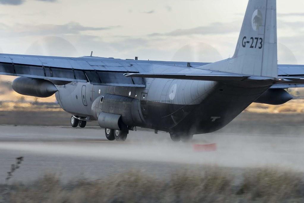 Aviones en el ETAP