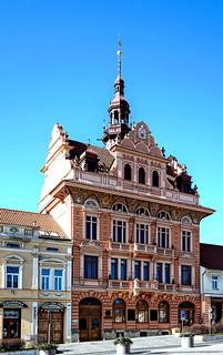Rathaus in Sedlcany