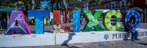 2018 - Mexico - Atlixco - Goodbye
