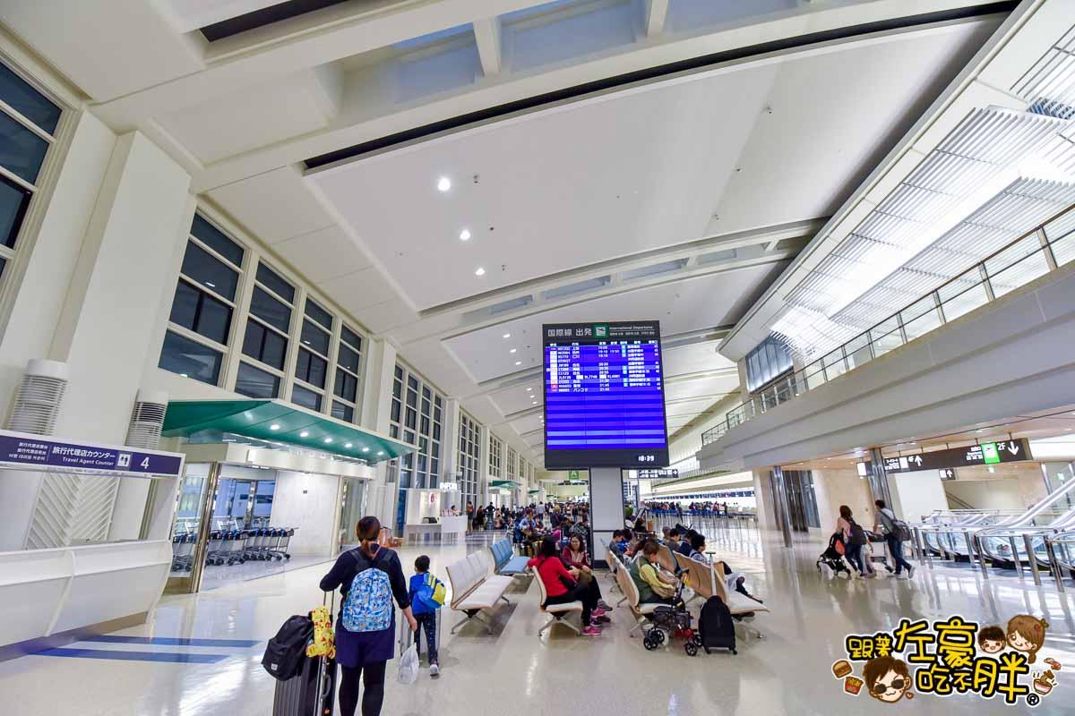 沖繩國際機場新航廈-21