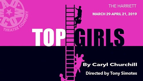 "Mad Cow Theatre Presents ""Top Girls"""