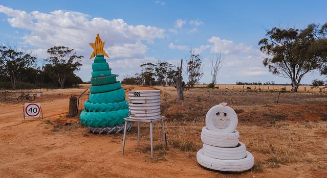 A Bush Christmas, Nikon D610, AF Nikkor 28mm f/2.8D