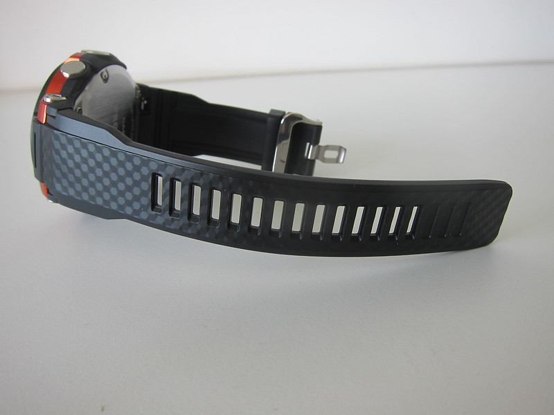Casio WSD-F30 - Bottom Strap