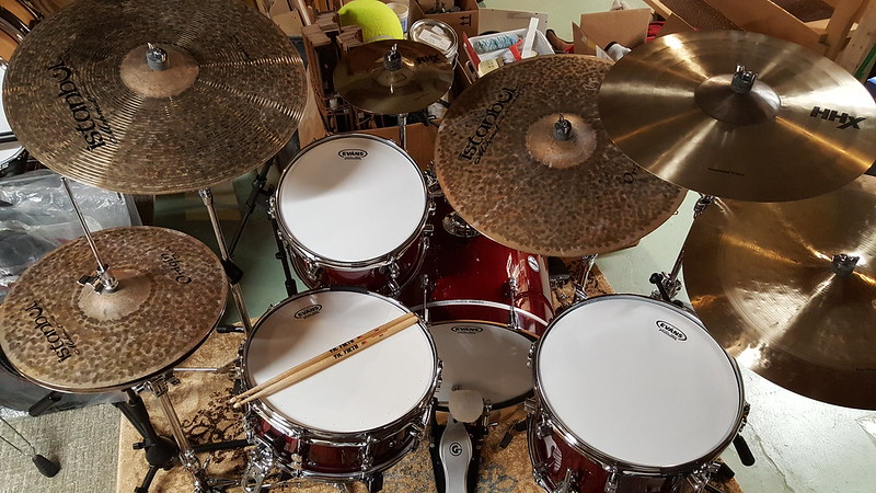 your cymbal setup page 11. Black Bedroom Furniture Sets. Home Design Ideas