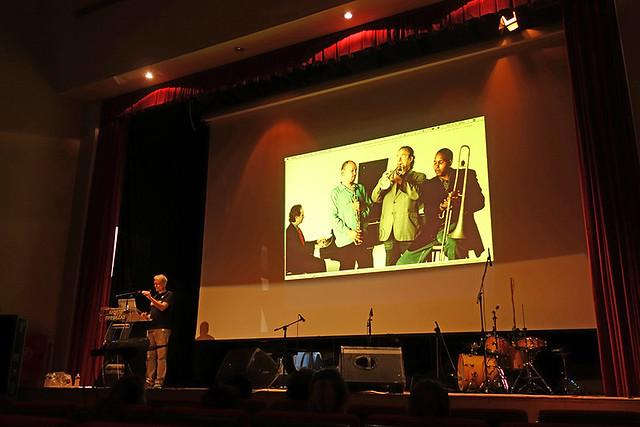 Εισαγωγή στην τζαζ μουσική από τον Δήμο Δημητριάδη, υπεύθυνο του προγράμματος Jazz Now !