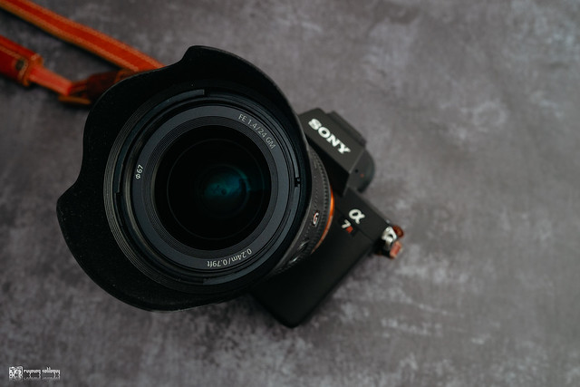 融化在情人的眼光裡:Sony FE 24mm F1.4 G Master | 07