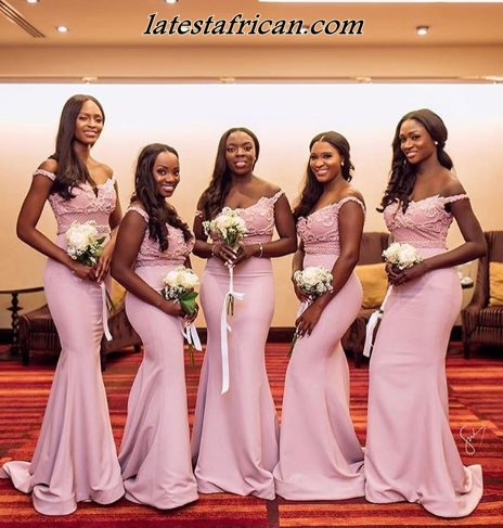 African Print Dress Styles For Weddings Latest African