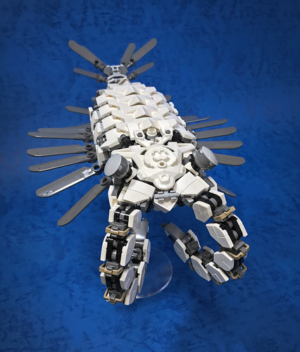 LEGO Mecha Anomalocaris Mk2-02