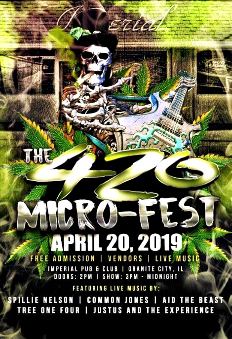 The 420 Micro-Fest 4-20-19