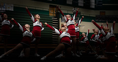PHHS Cheer Districts 2019-24
