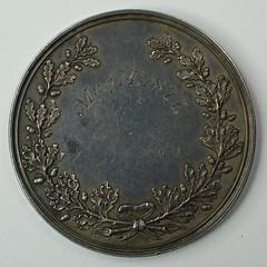 Mystery medal 3 reverse