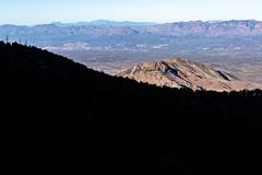1902 Cliffs above Edgar Canyon and the San Pedro River Valley