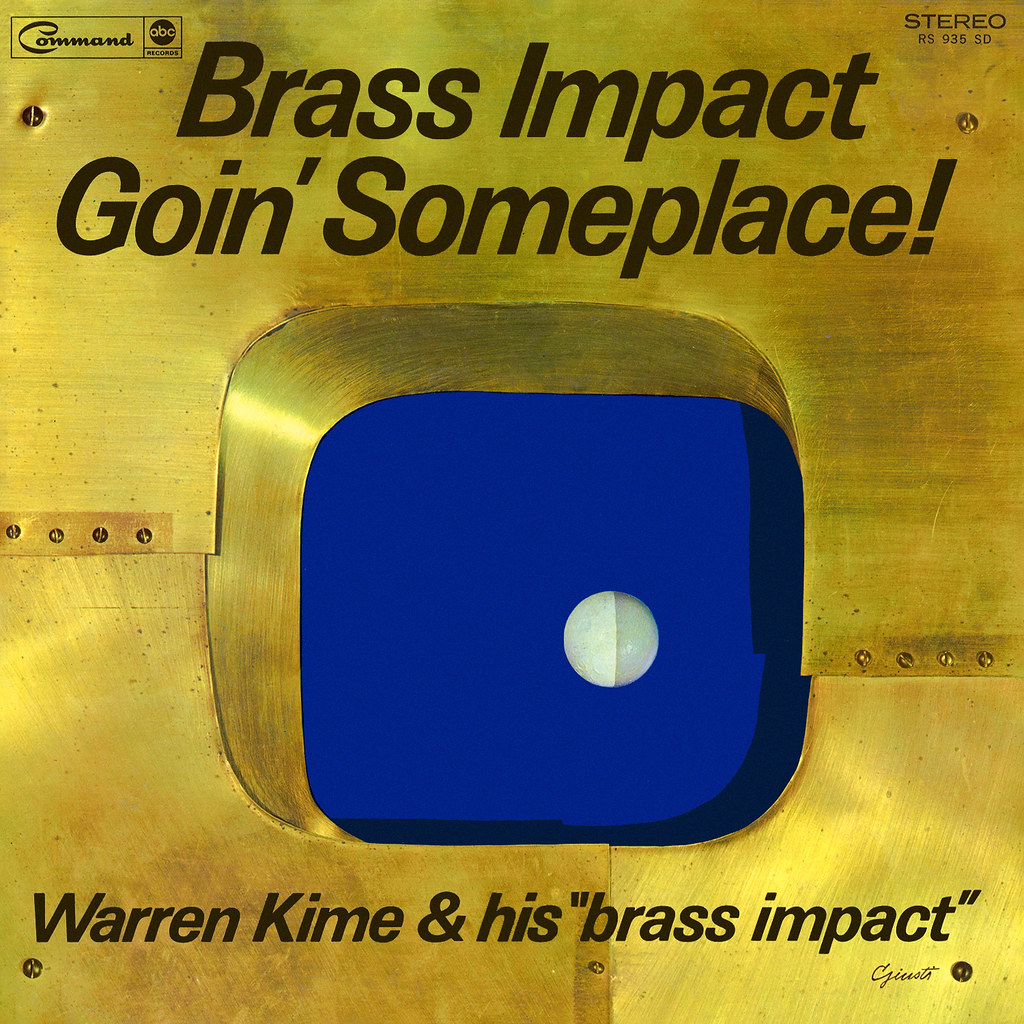 Warren Kime - Brass Impact, Going Someplace