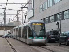 Châtillon Montrouge Tramway