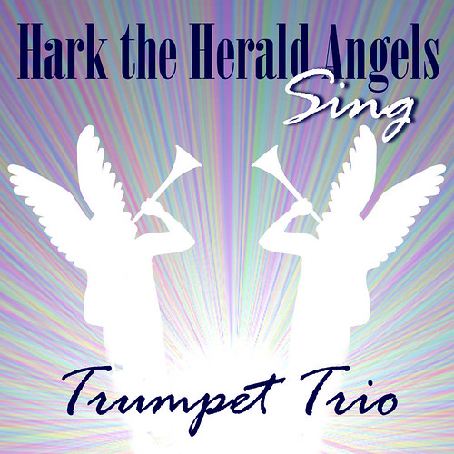 hark the herald angels sing trumpet trio BLOCK