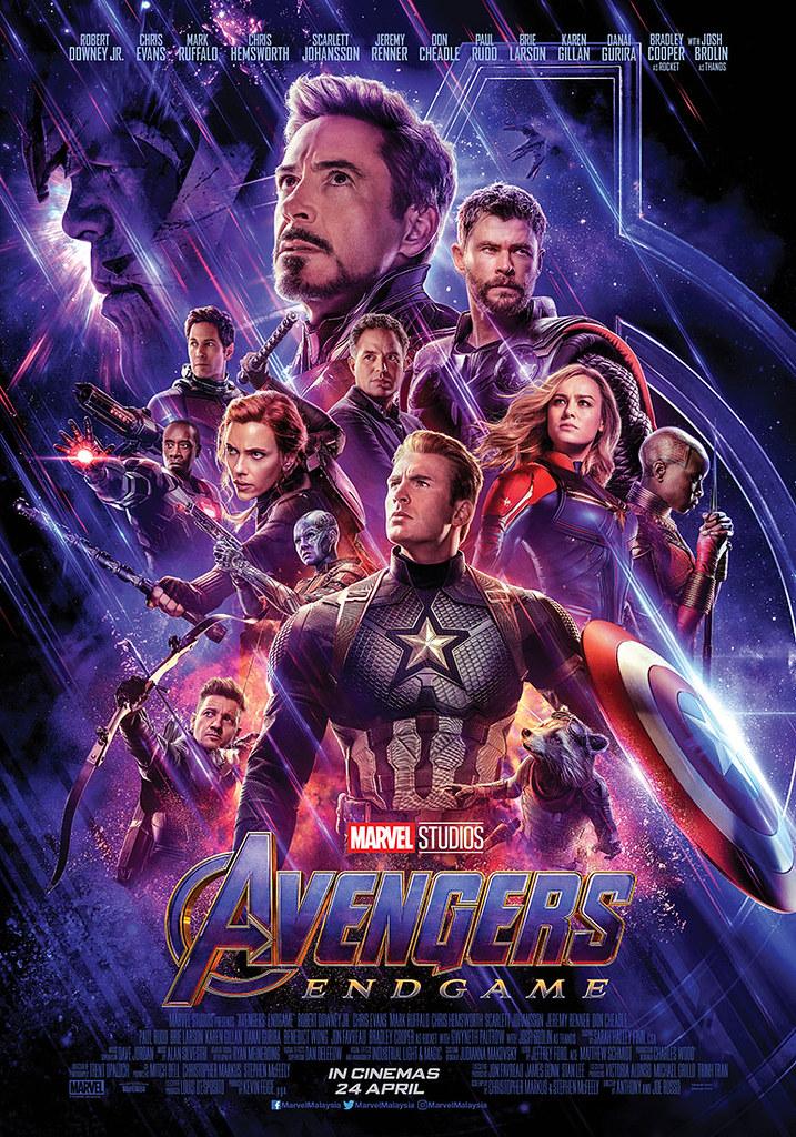 Filem Avengers: Endgame