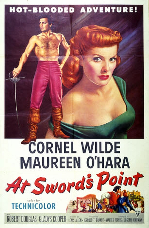 At Sword`s Point - Poster 5